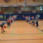 Passtraining - Sparkasse Harburg-Buxtehude Basketballtag